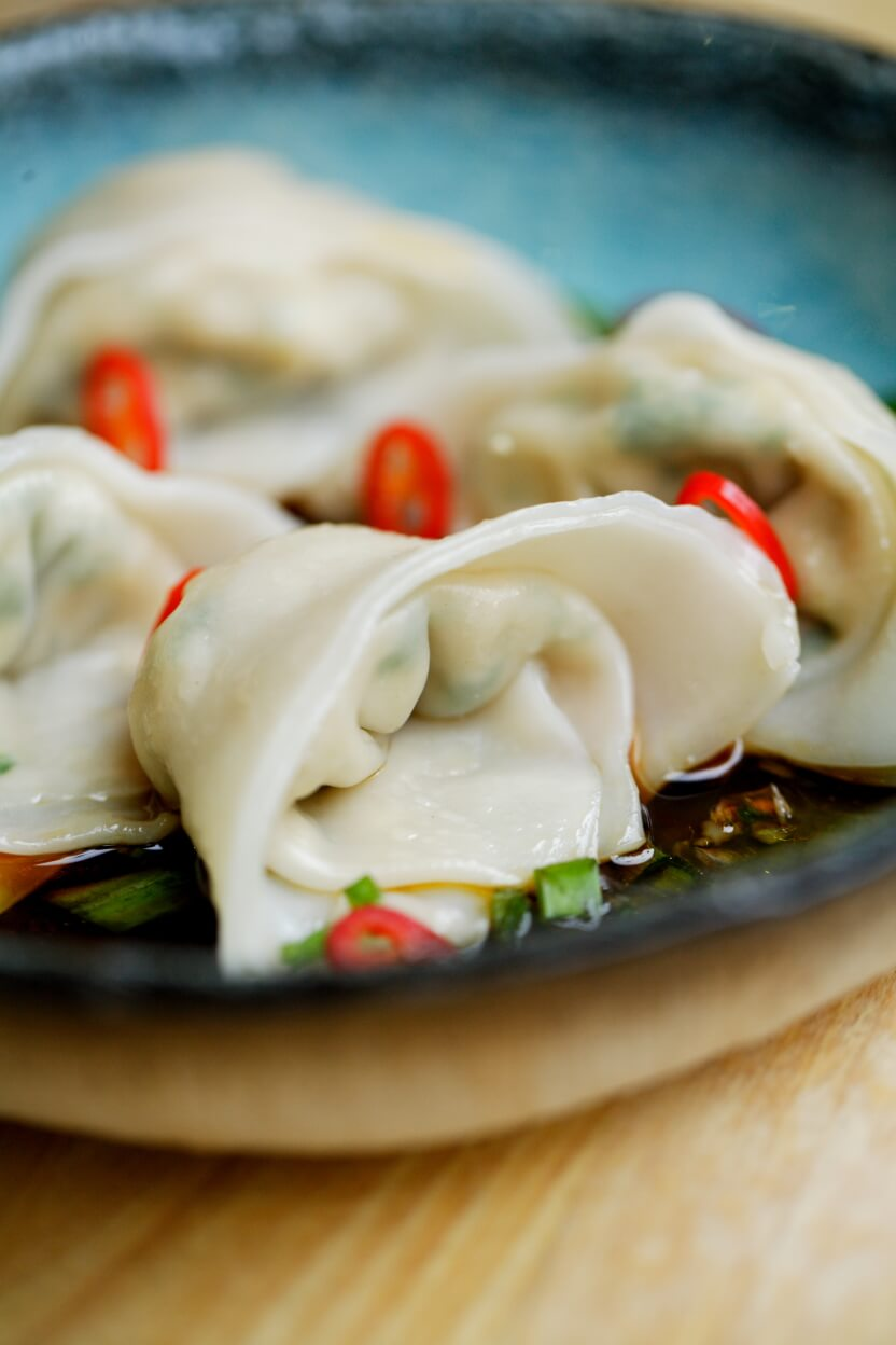 Learn How to Make Dumplings