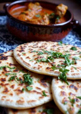 Learn How to Make Indian Breads